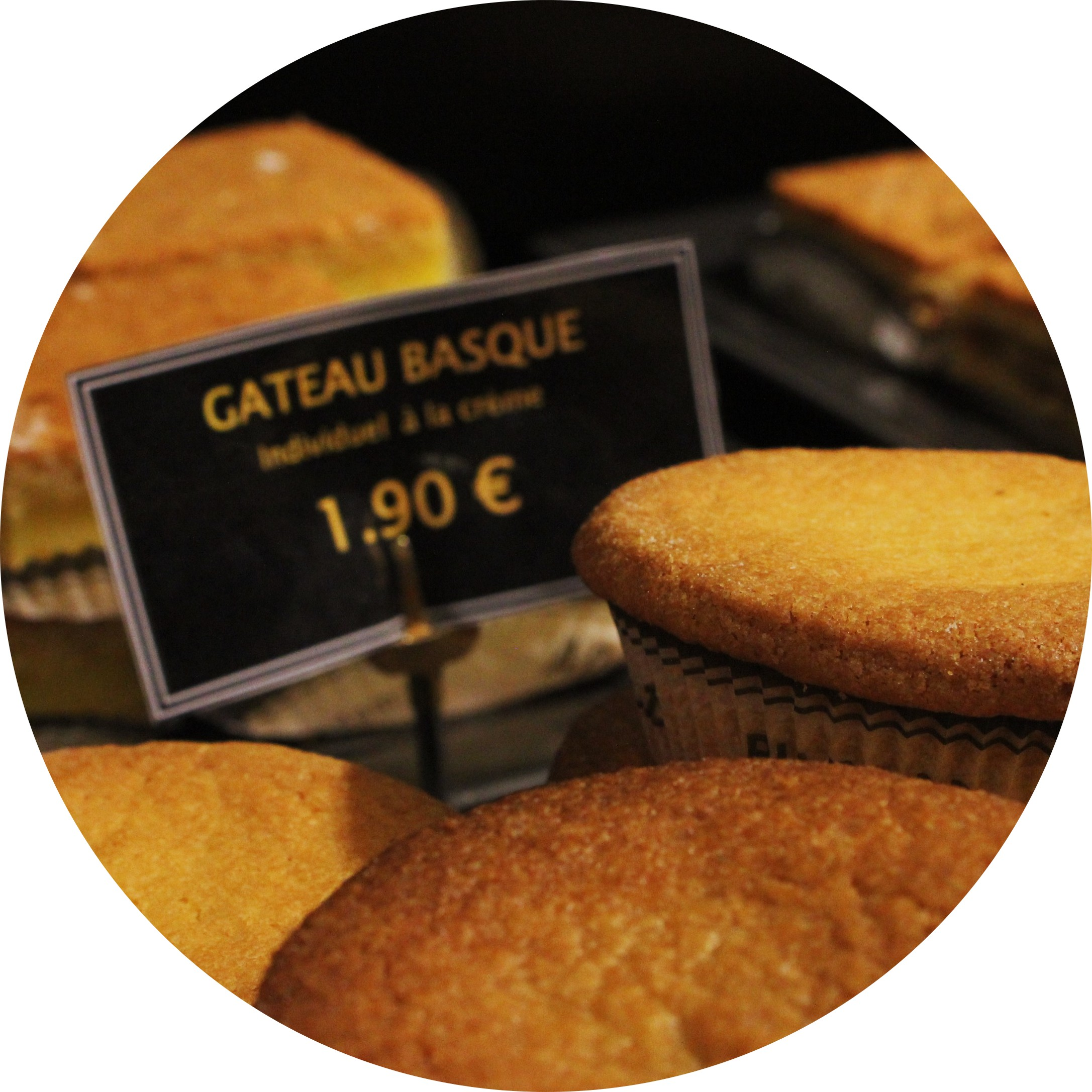 French pastries - Basque Country - www.MyFrenchLife.org