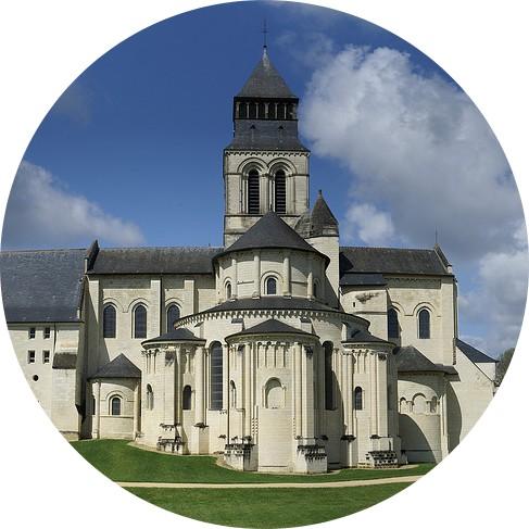 Royal Abbey of Fontevraud - French feminism - www.MyFrenchLife.org