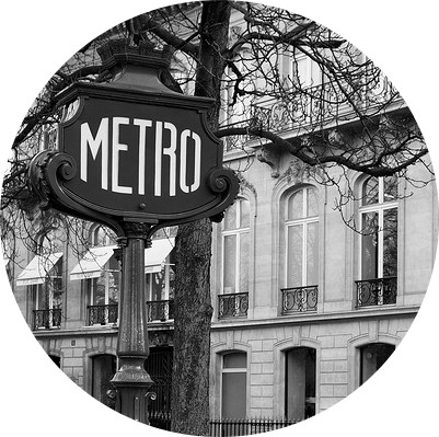 Paris public transport - www.MyFrenchLife.org