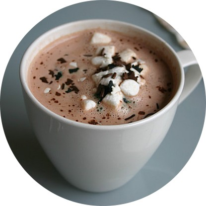 Hot chocolate - Paris - www.MyFrenchLife.org