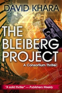 French thrillers - David Khara - The bleiberg Project - www.MyFrenchLife.org