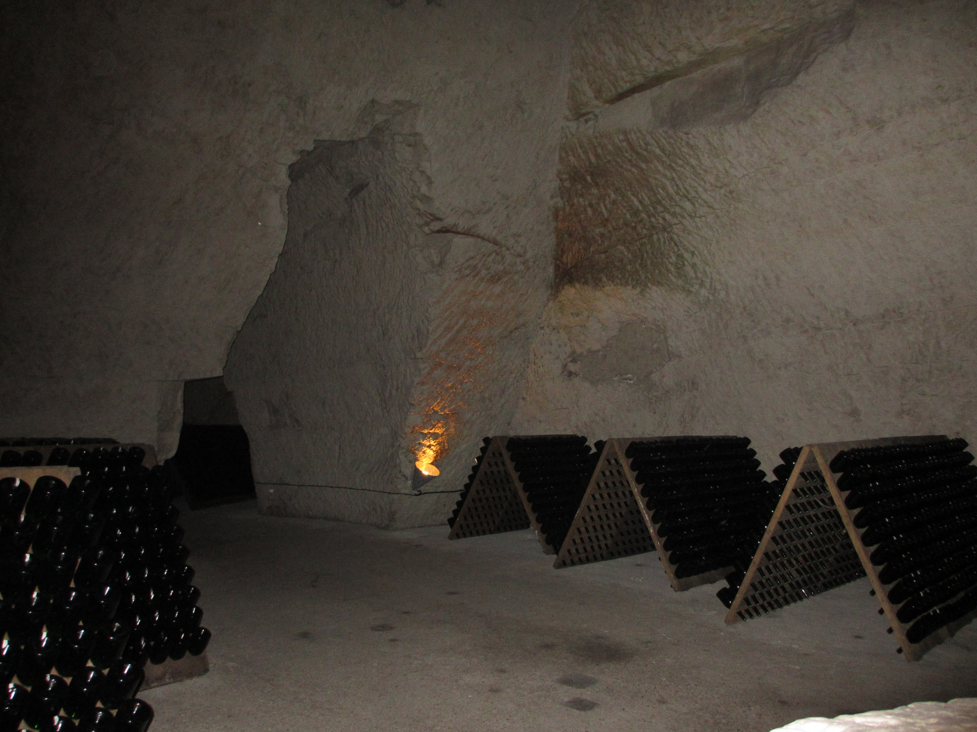 Taittinger champagne - Reims - History - www.MyFrenchLife.org