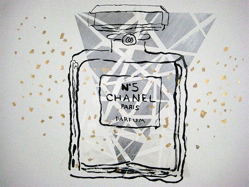 chanel no 5 - www.MyFrenchLife.org