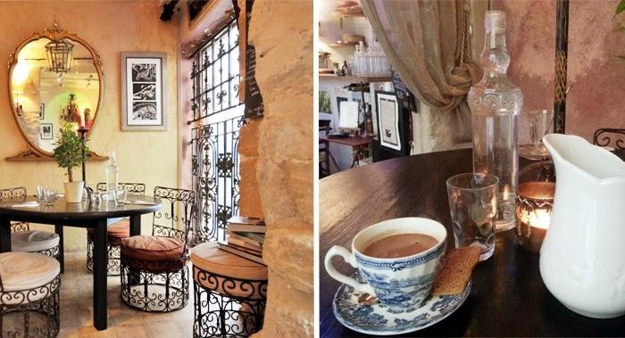La petite maison dans le cour - Paris off the beaten path - hot chocolate - www.MyFrenchLife.org