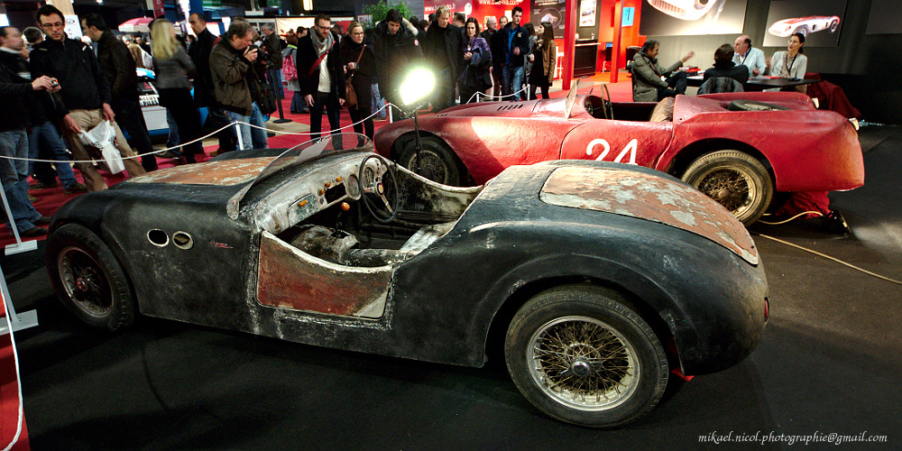Things to do in Paris in February 2014 - Retromobile - www.MyFrenchLife.org