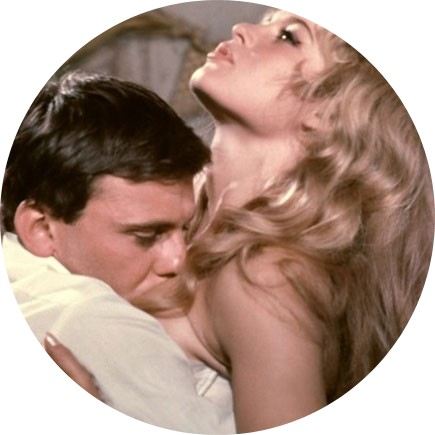 Classic French film - Brigitte Bardot - And God Created Woman - www.MyFrenchLife.org