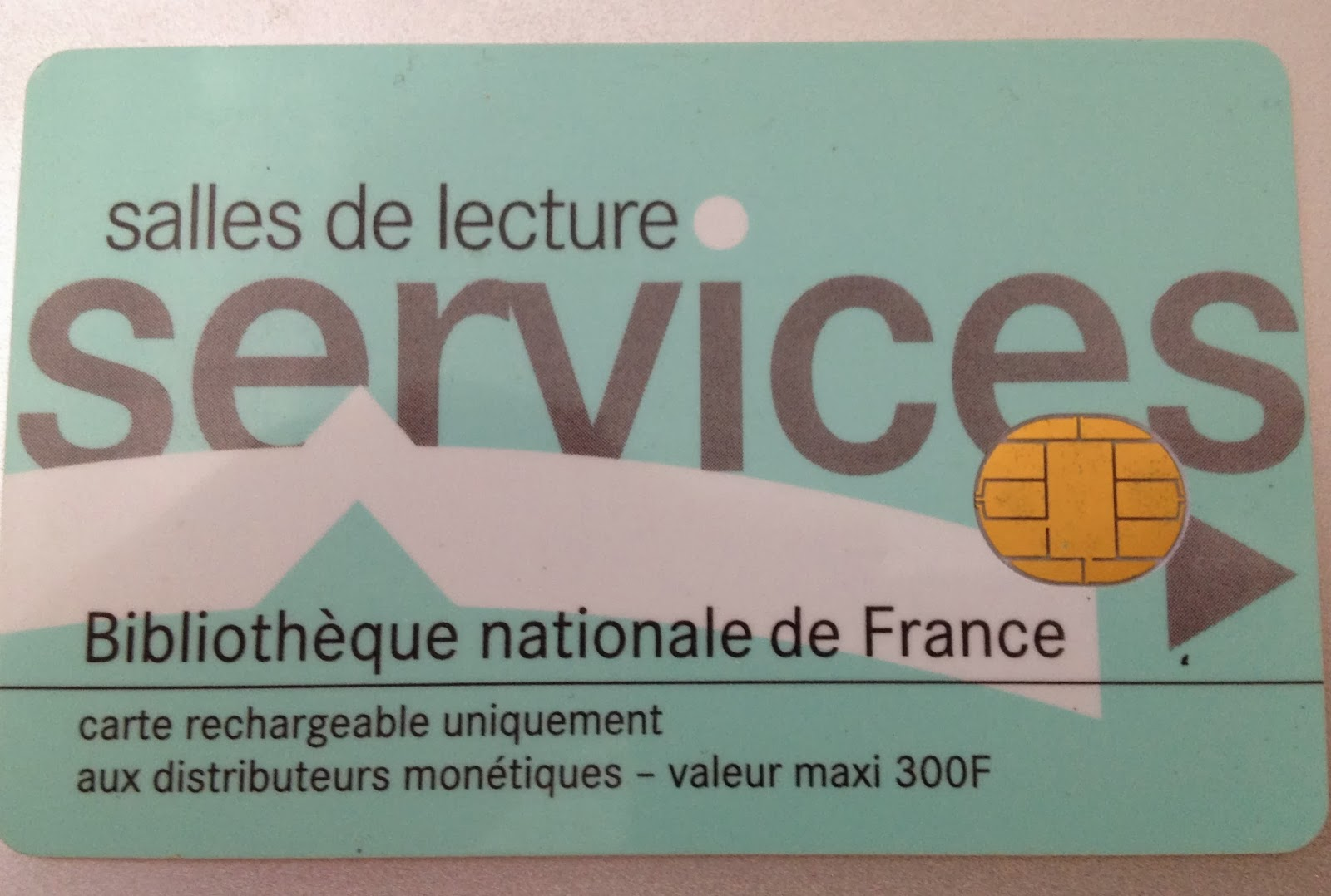 French bureaucracy: out of the frying pan, into the archives... - Susan Broomhall - 08.01.14 - www.MyFrenchLife.org