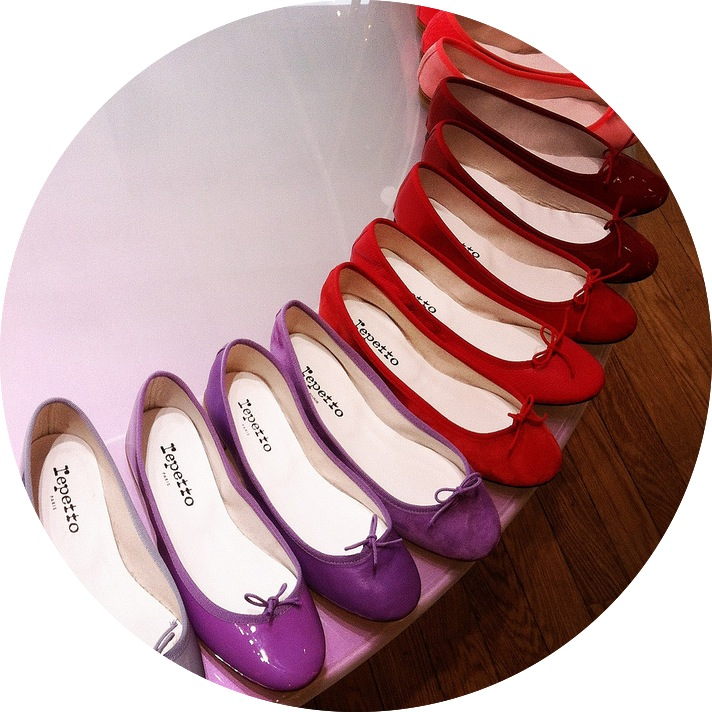 Repetto - French brand - ballet - www.MyFrenchLife.org
