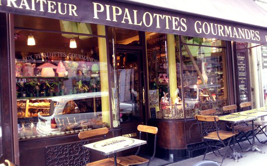 MyFrenchLife™ - Paris hot chocolate - Pipalottes