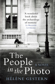 French novel - The people in the photo - Hélène Gestern - www.MyFrenchLife.org