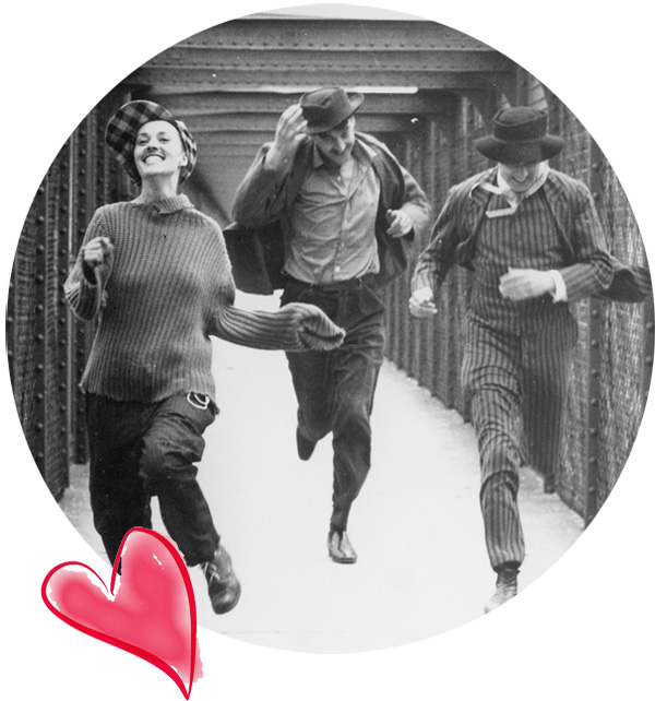 Jules et Jim - Truffaut - My French Life™ - French Film Festival