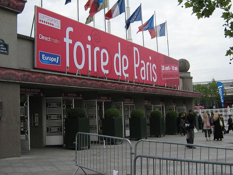 My french life ma vie fran aise - Foire de paris 2017 exposant ...