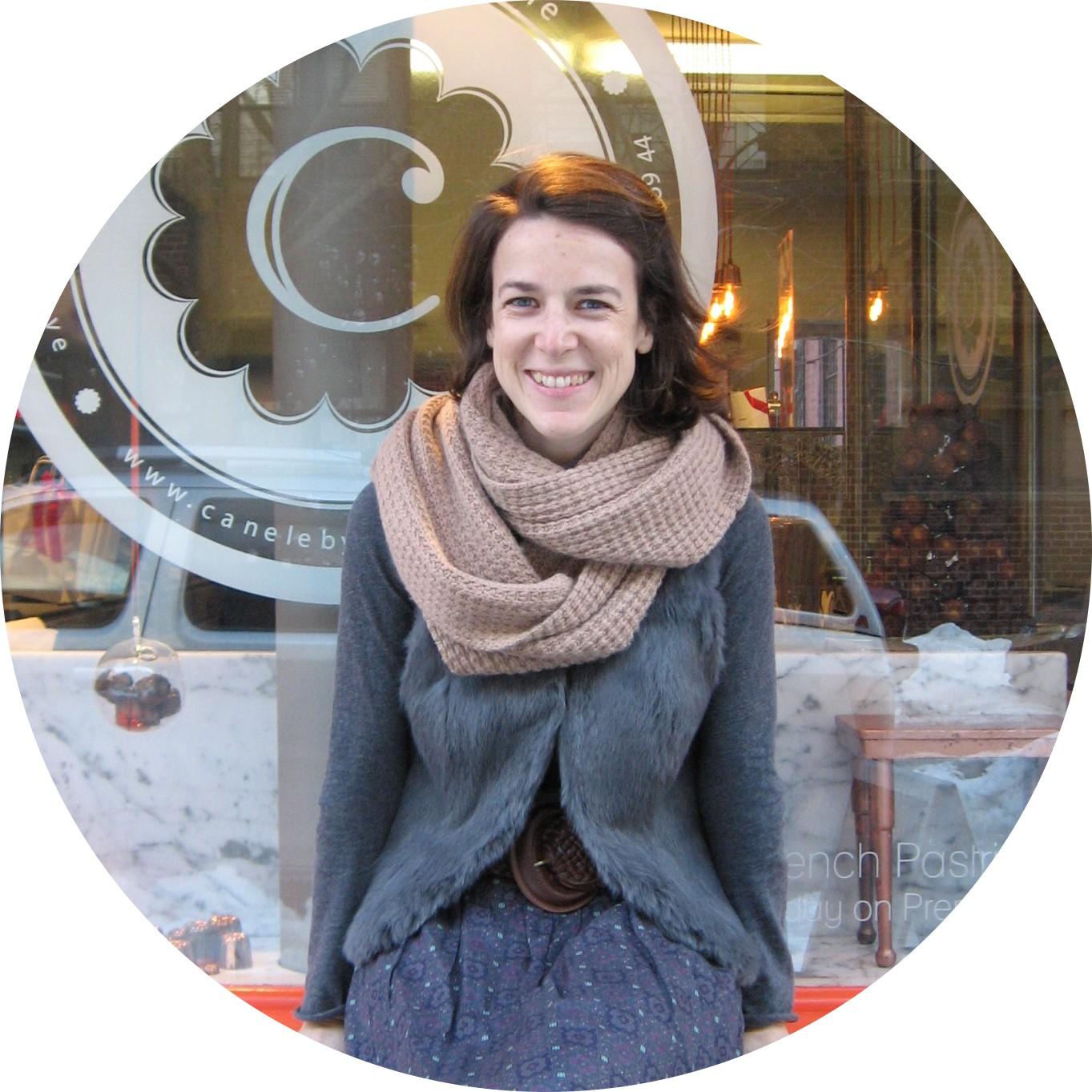 Céline Legros - French canelés - New York - www.MyFrenchLife.org