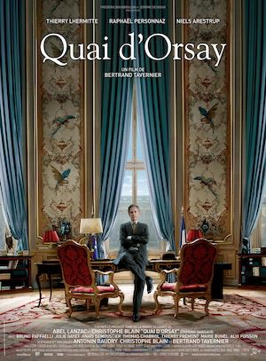 Quai d'Orsay - New French Film - AFFFF - MyFrenchLife.org