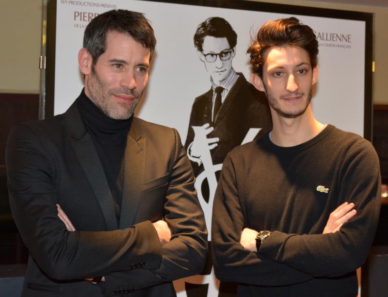 Yves Saint Laurent, the film, www.MyFrenchLife.org
