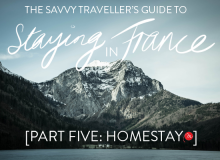 Savvy traveller guide to accommodation in France: homestay