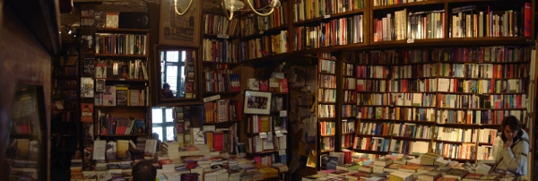 MyFrenchLife™ - Parisian bookshops - Paris bookstore - Shakespeare and Co
