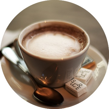 MyFrenchLife™ - Paris Hot Chocolate - hot chocolate