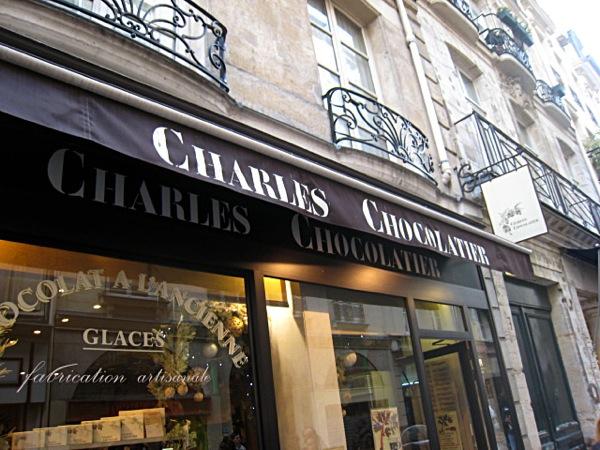 MyFrenchLife™ - paris hot chocolate - Charles
