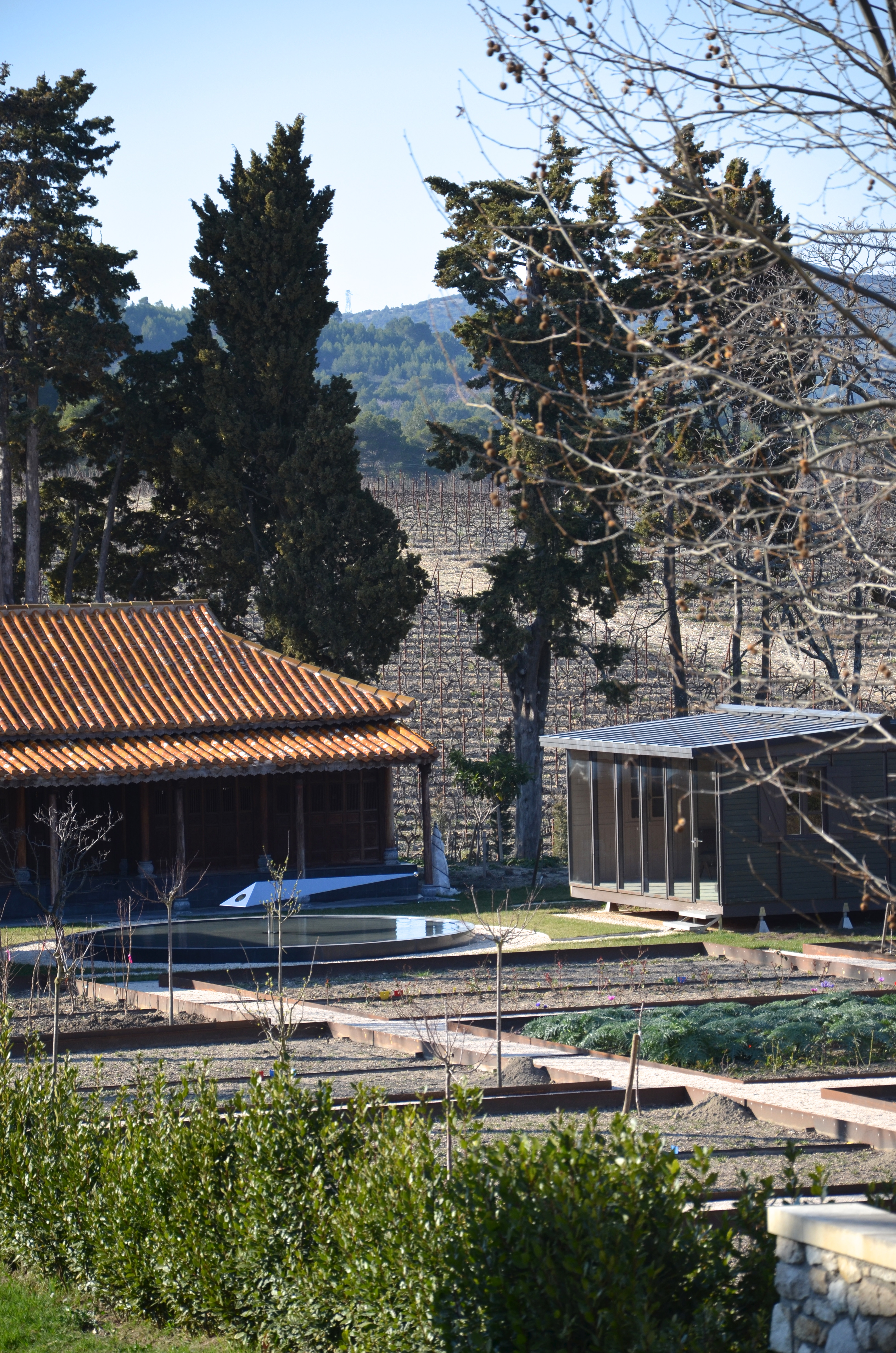 Provence - Chateau La Coste - 04.04.2014 - www.MyFrenchLife.org