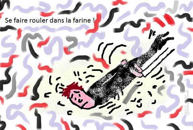 MyFrenchLife™ - French expressions - la farine