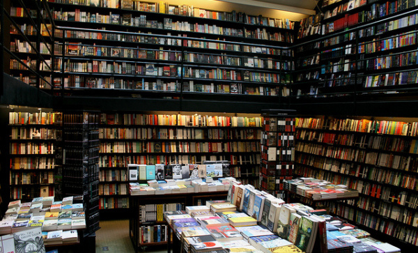 MyFrenchLife™ - Parisian bookshops - Paris bookstore - Galignani