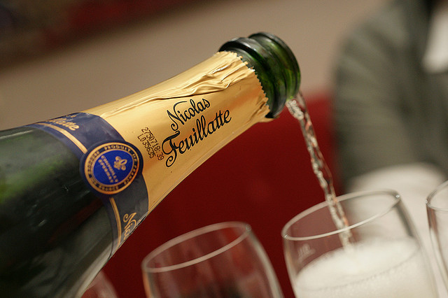 champagne - paris - www.MyFrenchLife.org