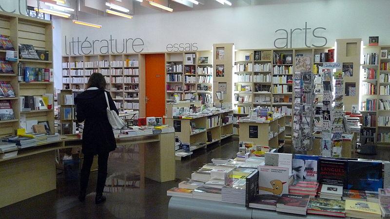 MyFrenchLife™ - Parisian bookshops - Librairie 7L