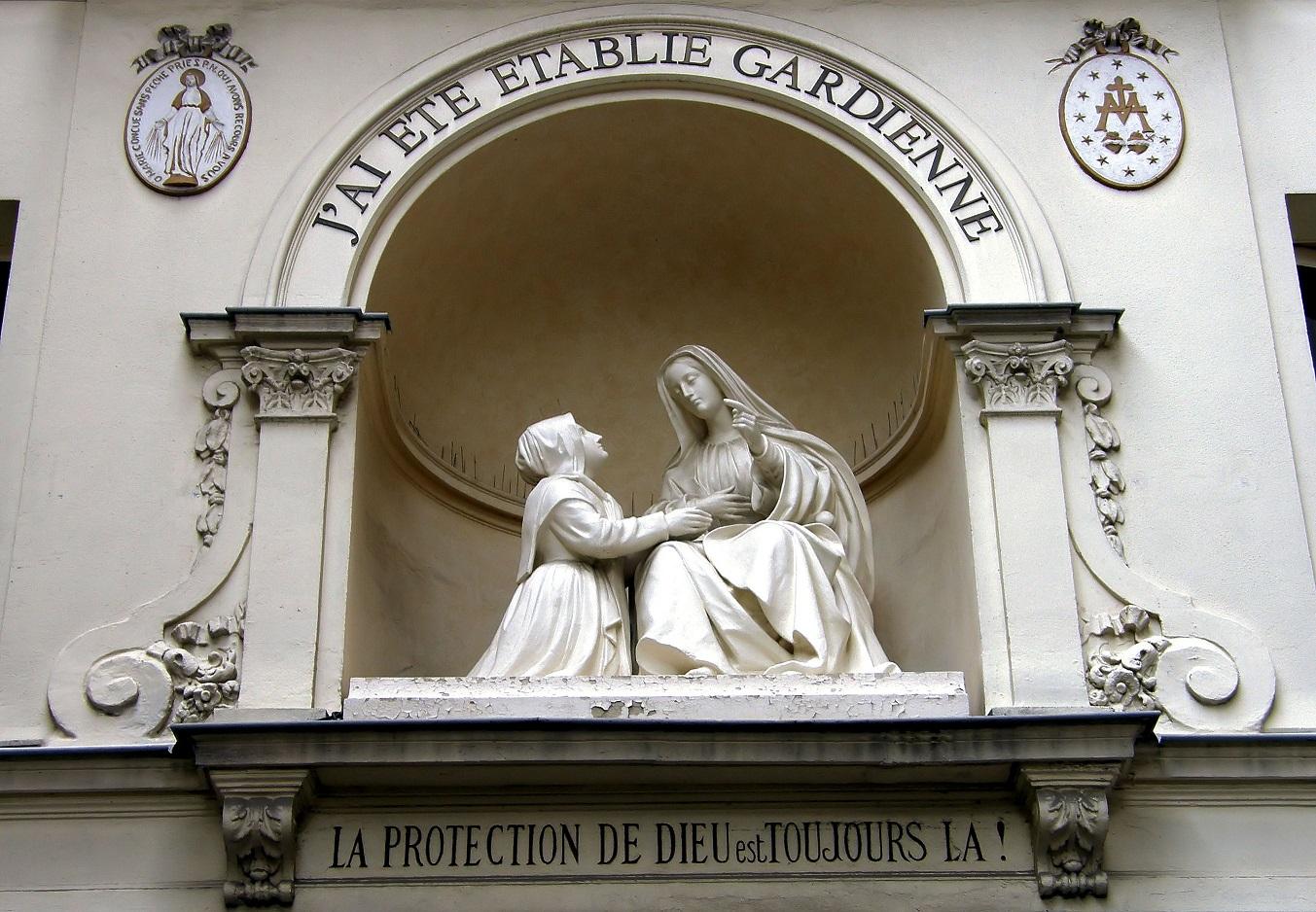 paris churches - www.MyFrenchLife.org