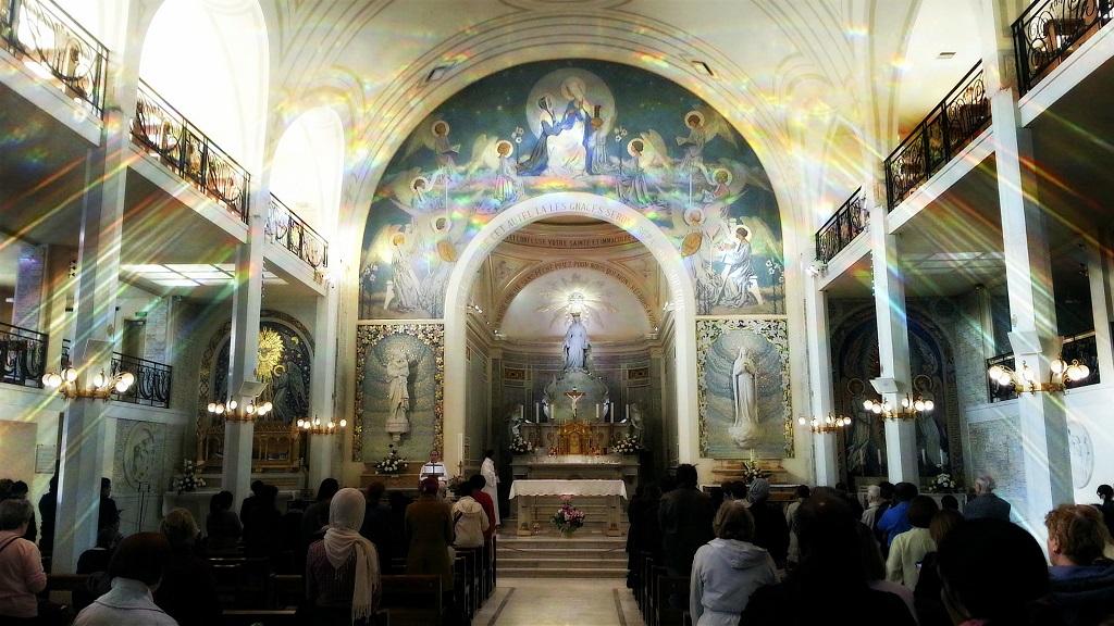 paris churches - www.MyFrenchLife