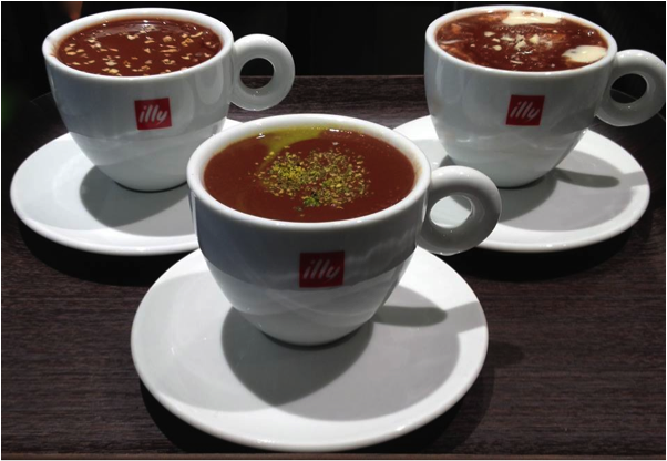 MyFrenchLife™ - Paris hot chocolate - Illy