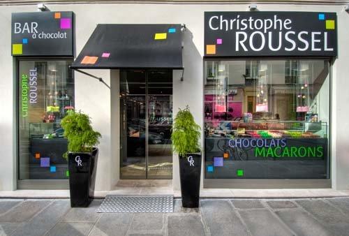 MyFrenchLife™ - Paris hot chocolate - Christophe Roussel