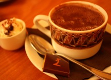 hot chocolate - www.MyFrenchLife.org