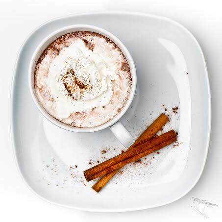 Hot chocolate -www.MyFrenchLife.org