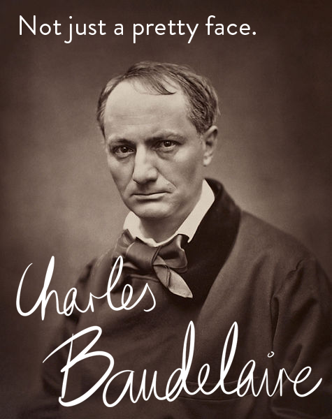 charles baudelaire french idioms & expressions - MyFrenchLife.org