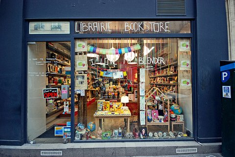 Anglophone bookshops - Paris - www.MyFrenchLife.org