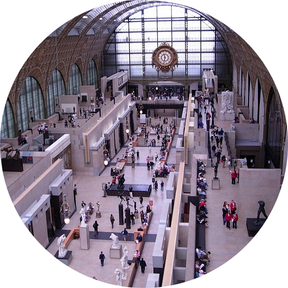 MyFrenchLife™ - Parisian bookshops - Paris bookstore - Musee D'Orsay