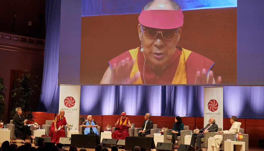 MyFrenchLife™ – MyFrenchLife.org - Dalai Lama - Power & Care Conference - 10 reasons for harmony - leaders - peace - brussels