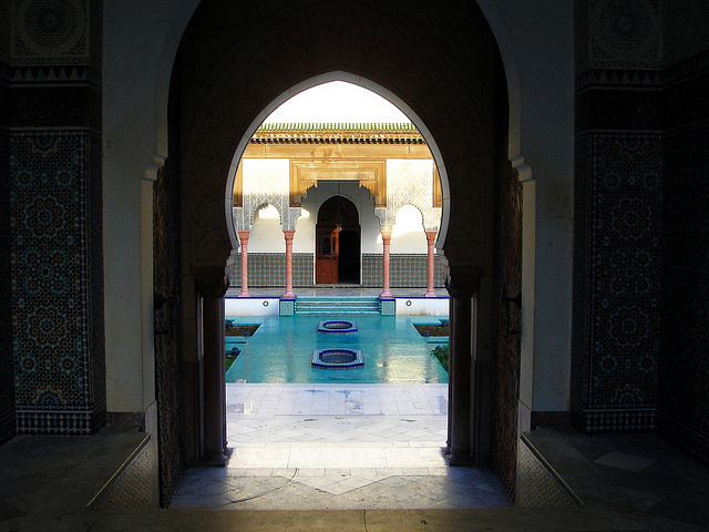 MyFrenchLife™ – Paris Mosque - Paris off the beaten path: Marrakech à Monge