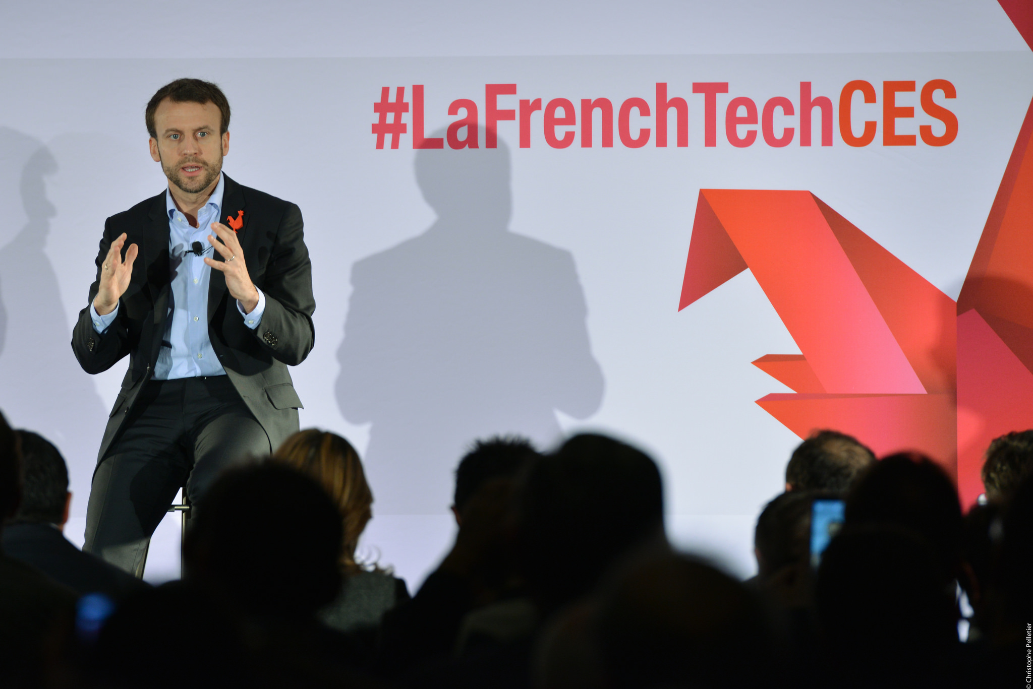 MyFrenchLife™ – MyFrenchLife.org - La French Tech - startups in France - technology - Emmanuel Macron - CES