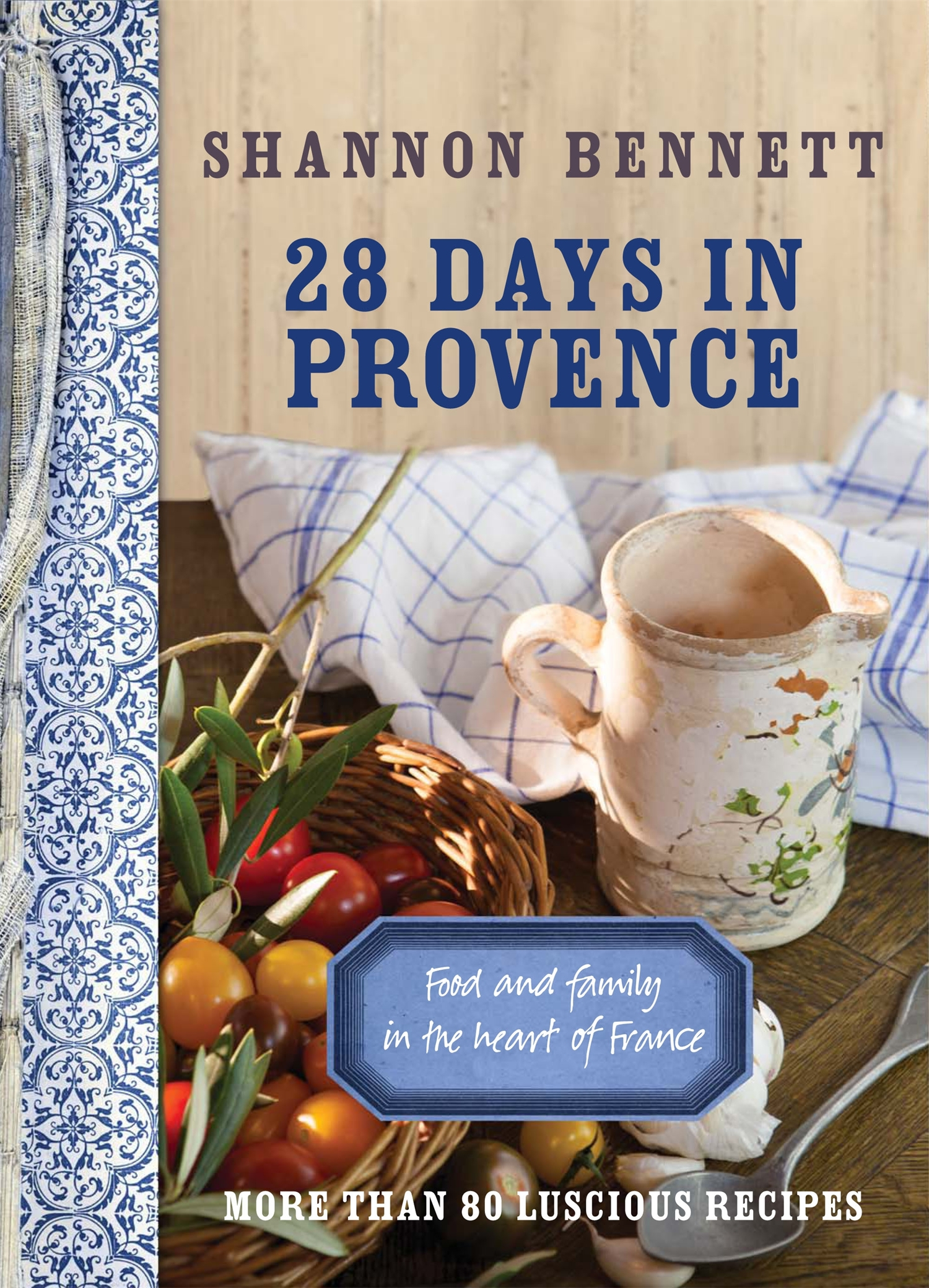 MyFrenchLife™ - 28 days in Provence - book cover - MyFrenchLife.org