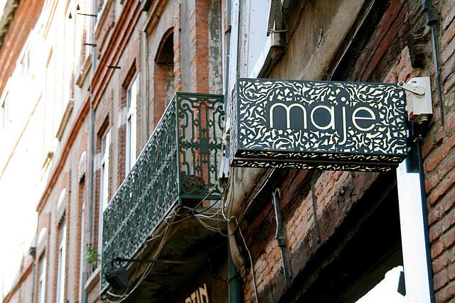 MyFrenchLife™ - Parisian brands - Maje