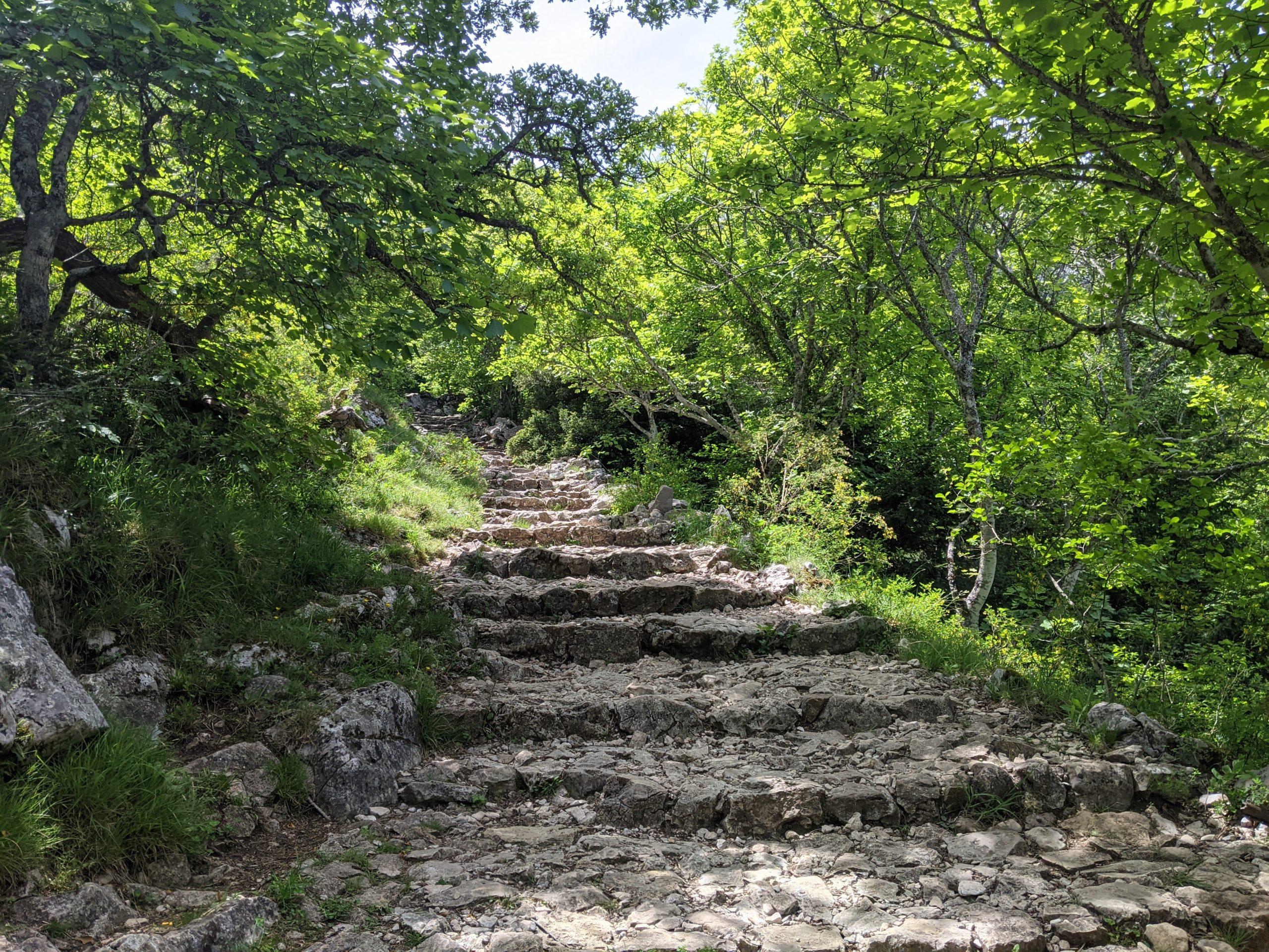 In the steps of Mary Magdalene - la Grotte de la Sainte Baume, France - MyFrenchLife.org