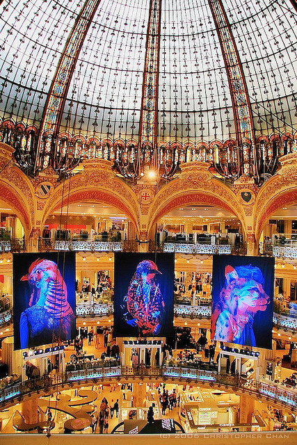 MyFrenchLife™ - Parisian brands - galeries Lafayette