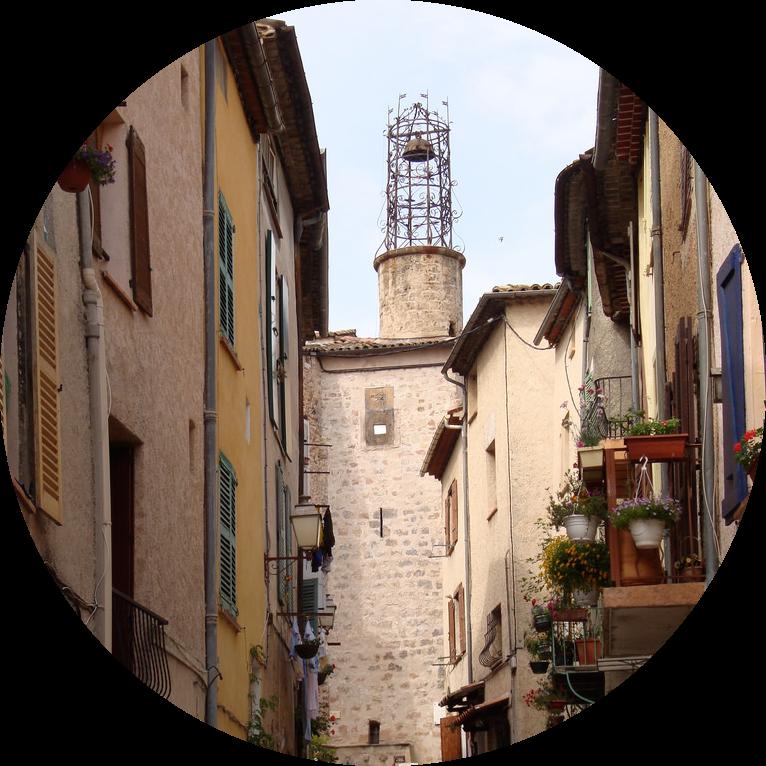 MyFrenchLife™ - MyFrenchLife.org - Exploring Provence - Jan Leishman - Les Arcs - bells