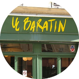 MyFrenchLife™ - lunch options in PAris - Le baratin