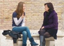MyFrenchLife.org - My French Life™ - French conversation basics - Finesse your French - Moving beyond the basics - chatting