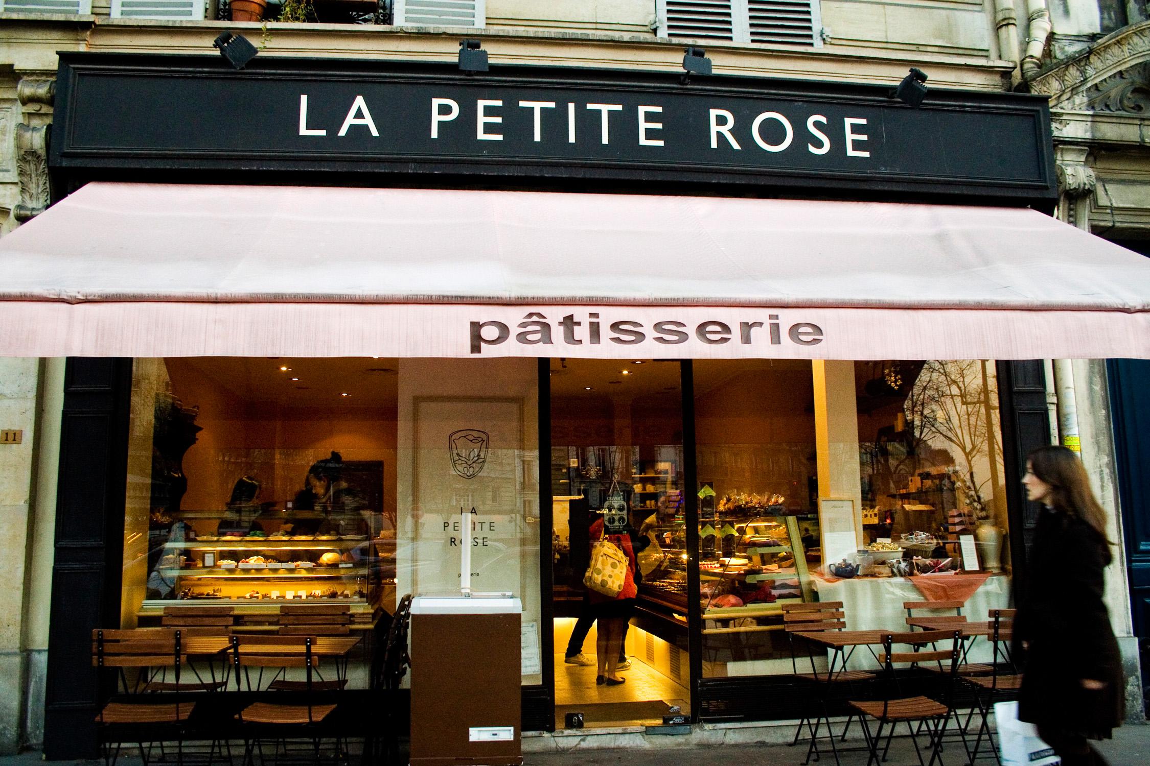 MyFrenchLife™ - Paris hot chocolate - La Petite Rose