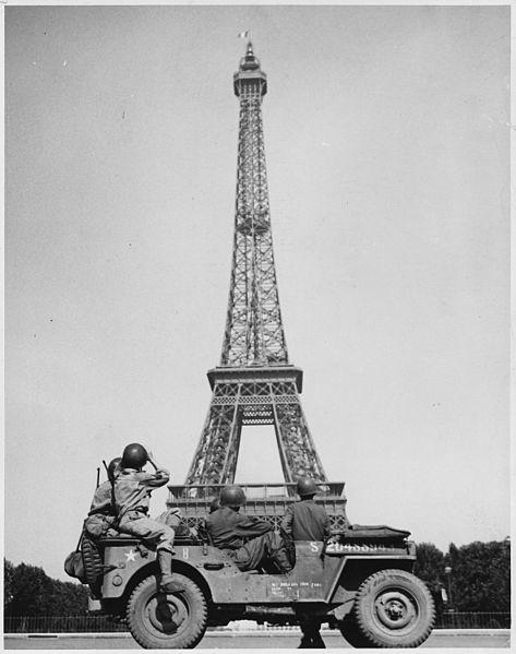 MyFrenchLife™ – myfrenchlife.org – Stephanie Williamson – header – Paris story – Creative parallels – Paris liberation
