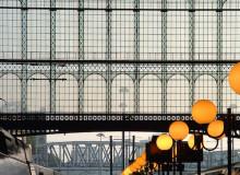 Gare du Nord Paris -solo traveler